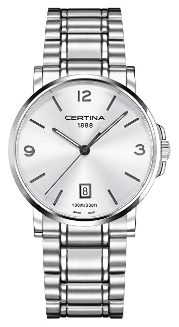 Certina HERITAGE COLLECTION - DS Caimano Gent - Quartz C017.410.11.037.00