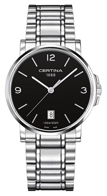 Certina HERITAGE COLLECTION - DS Caimano Gent - Quartz C017.410.11.057.00