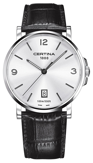 Certina HERITAGE COLLECTION - DS Caimano Gent - Quartz C017.410.16.037.00