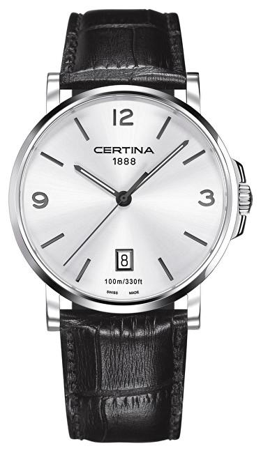 Certina HERITAGE COLLECTION - DS Caimano Gent - Quartz C017.410.16.037.00