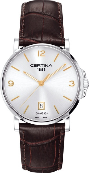 Certina HERITAGE COLLECTION - DS Caimano Gent - Quartz C017.410.16.037.01
