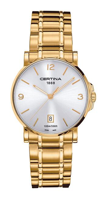 Certina HERITAGE COLLECTION - DS Caimano Gent - Quartz C017.410.33.037.00