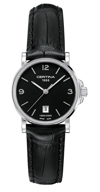 Certina HERITAGE COLLECTION - DS Caimano Lady - Quartz C017.210.16.057.00 - ZĽAVA
