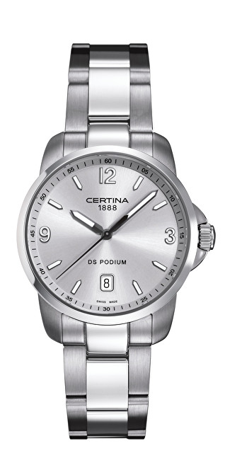 Certina SPORT COLLECTION - DS PODIUM Standard - Quartz C001.410.11.037.00