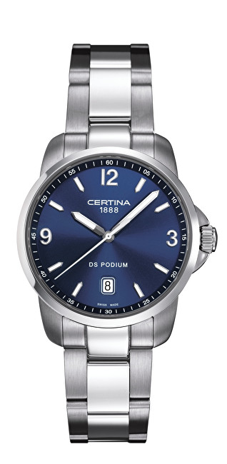 Certina SPORT COLLECTION - DS PODIUM Standard - Quartz C001.410.11.047.00