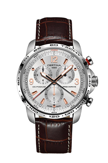 Certina SPORT COLLECTION - DS PODIUM Chrono - Quartz C001.647.16.037.01