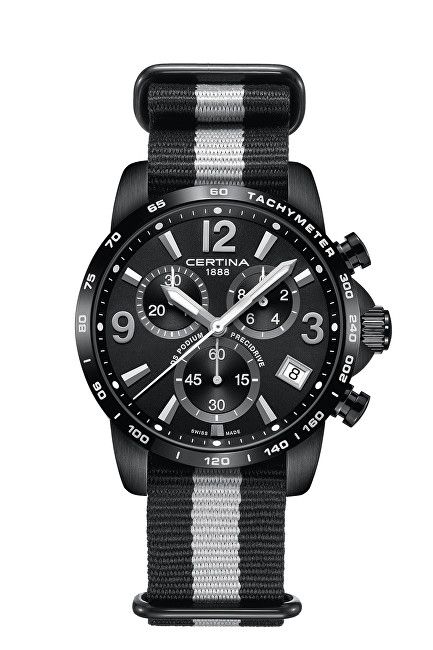 Certina SPORT COLLECTION - DS PODIUM Chrono - Quartz C034.417.38.057.00
