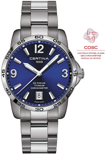 Certina DS Podium Chronometer C0344514404700