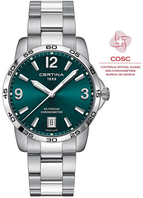 Certina DS PODIUM Chronometer C034.451.11.097.00