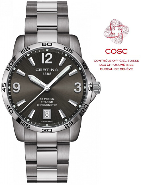 Certina DS Podium Chronometer C0344514408700