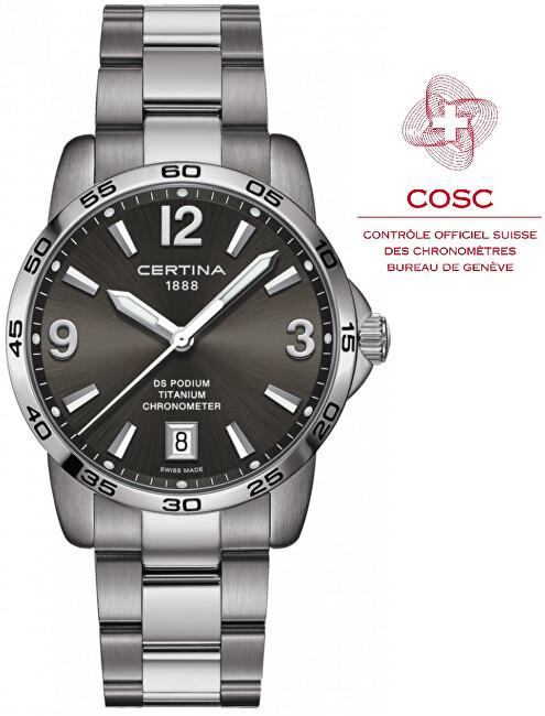 Certina DS Podium Chronometer C034.451.44.087.00