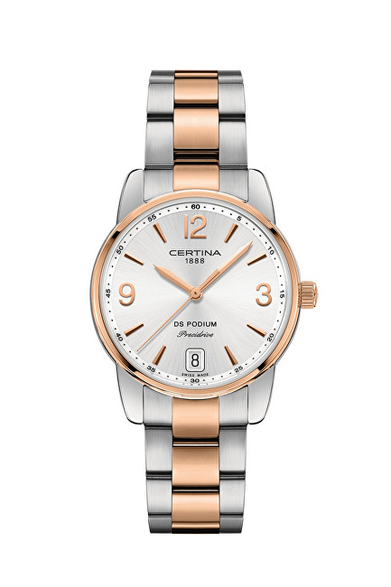 Certina URBAN COLLECTION - DS PODIUM Lady - Quartz C034.210.22.037.00