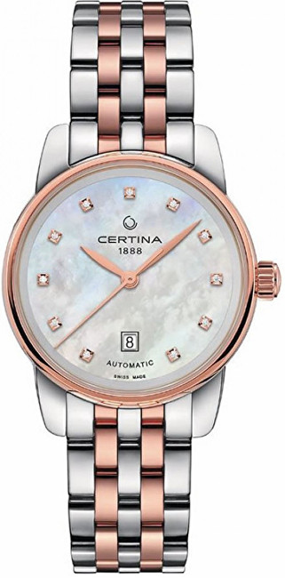 Certina DS PODIUM Lady - Automatic C001.007.22.116.00