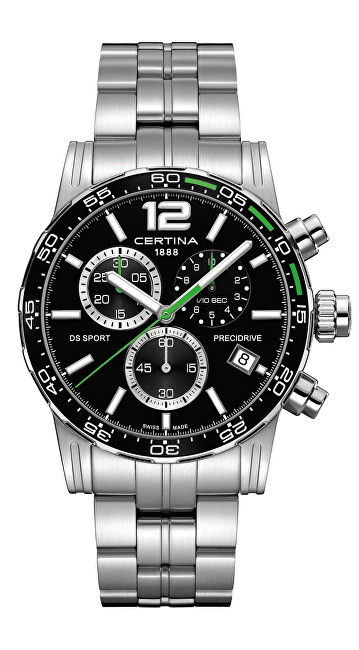 Certina SPORT COLLECTION - DS SPORT Chrono - Quartz C027.417.11.057.01