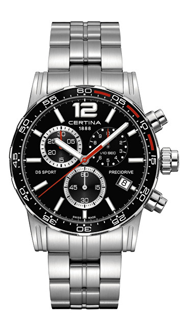 Certina SPORT COLLECTION - DS SPORT Chrono - Quartz C027.417.11.057.02