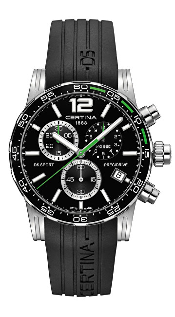 Certina SPORT COLLECTION - DS SPORT Chrono - Quartz C027.417.17.057.01