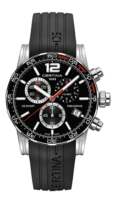 Certina SPORT COLLECTION - DS SPORT Chrono - Quartz C027.417.17.057.02