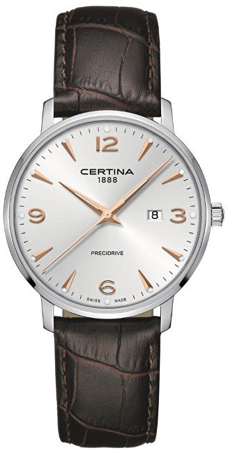 Certina HERITAGE COLLECTION - DS Caimano Gent - Quartz C035.410.16.037.01