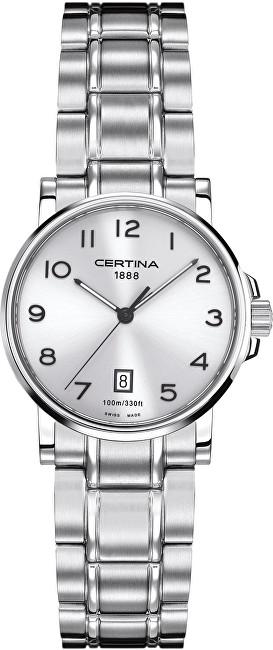 Certina HERITAGE COLLECTION - DS Caimano Lady - Quartz C017.210.11.032.00