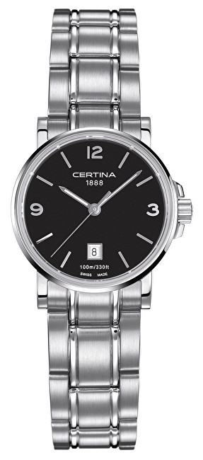 Certina HERITAGE COLLECTION - DS Caimano Lady - Quartz C017.210.11.057.00