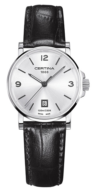 Certina HERITAGE COLLECTION - DS Caimano Lady - Quartz C017.210.16.037.00