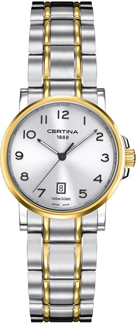 Certina HERITAGE COLLECTION - DS Caimano Lady - Quartz C017.210.22.032.00