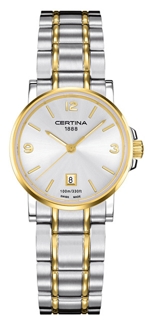 Certina HERITAGE COLLECTION - DS Caimano Lady - Quartz C017.210.22.037.00