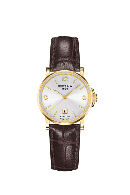 Certina HERITAGE COLLECTION - DS Caimano Lady - Quartz C017.210.36.037.00