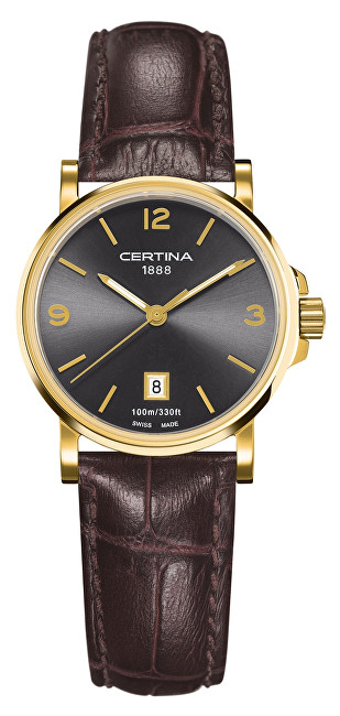 Certina HERITAGE COLLECTION - DS Caimano Lady - Quartz C017.210.36.087.00