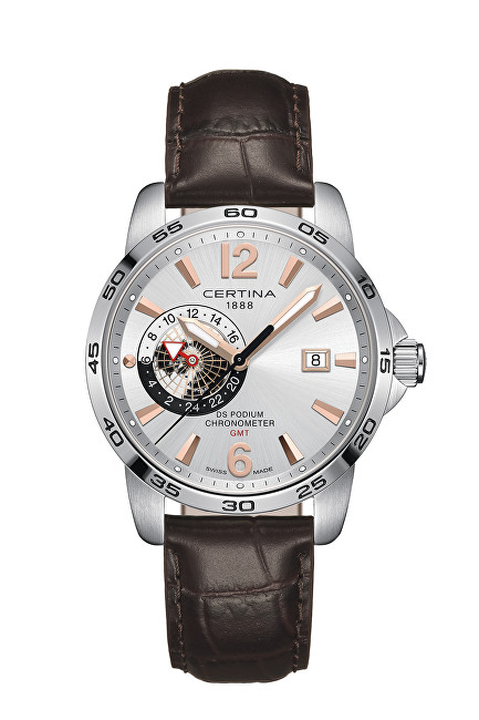Certina SPORT COLLECTION - DS PODIUM Standard - Quartz C034.455.16.037.01