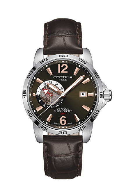 Certina SPORT COLLECTION - DS PODIUM Standard - Quartz C034.455.16.087.01