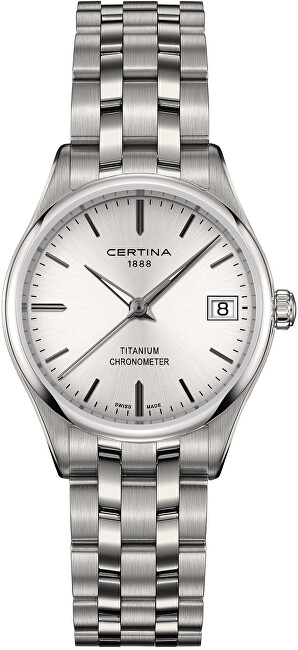 Certina URBAN COLLECTION - DS 8 Lady - Quartz COSC C033.251.44.031.00