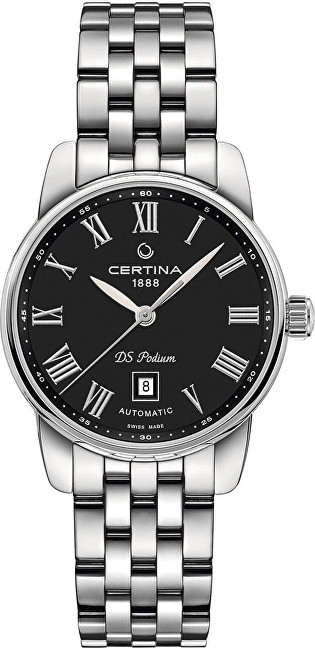 Certina URBAN COLLECTION - DS PODIUM Lady Chrono - Automatic C001.007.11.053.00