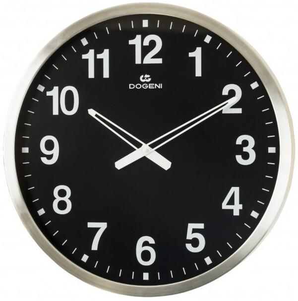 DOGENI Velké nástěnné hodiny WNM009SL