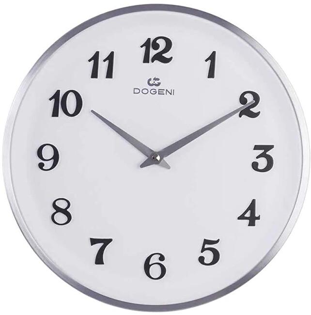 DOGENI Nástěnné hodiny WNM012SL