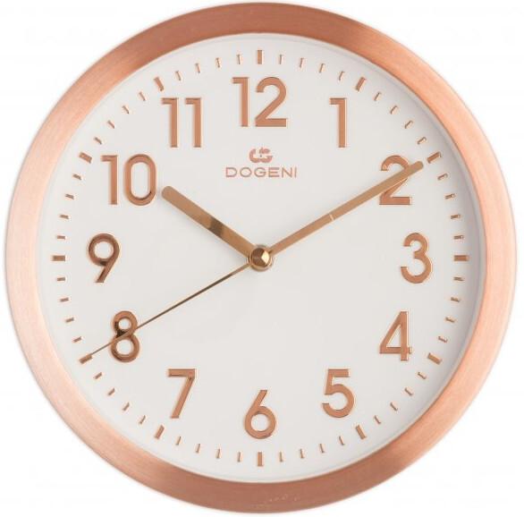 DOGENI Nástěnné i stolní hodiny s tichým chodem WNM002RG