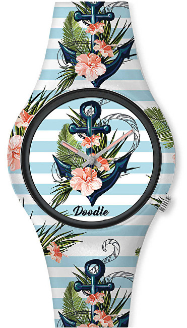 Doodle Graphics Mood Seaside Anchor DO35007