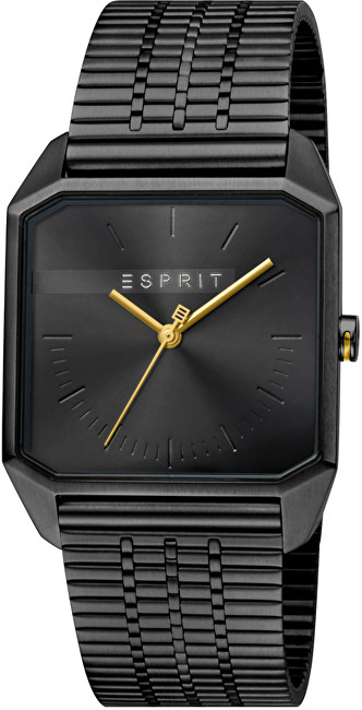 Esprit Cube Gents Black MB ES1G071M0075