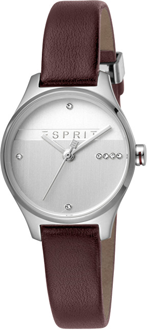 Esprit Essential Glam Silver Red ES1L054L0025