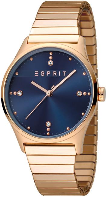 Esprit VinRose Blue Rosegold Polish ES1L032E0085