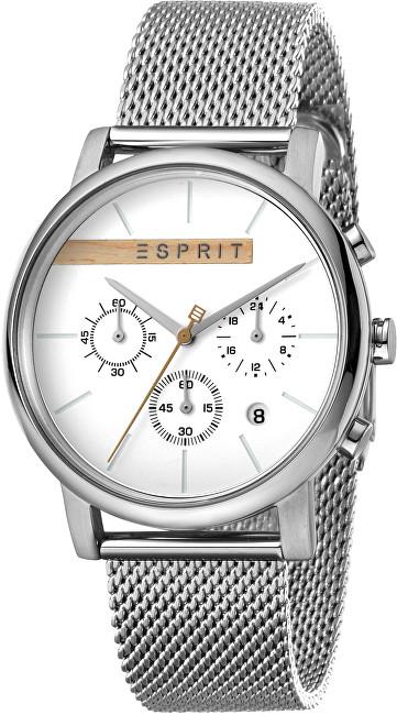 Esprit Vision Silver Mesh ES1G040M0035