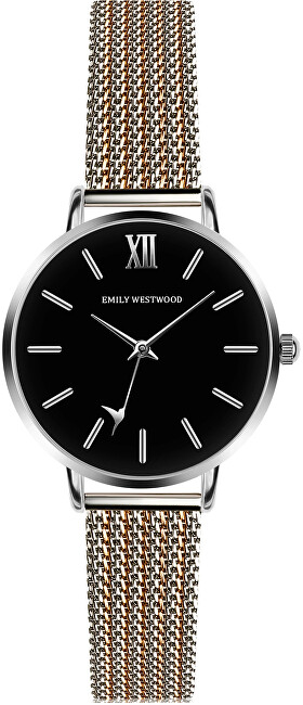 Emily Westwood Crace 2 Toned Mesh Watch ECH-2714