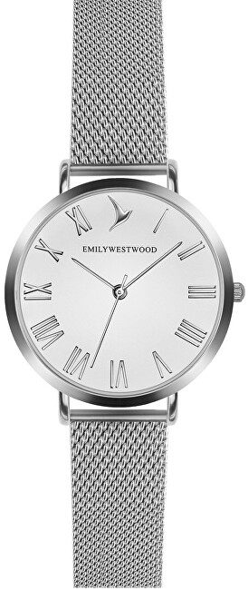 Emily Westwood Silver Nostalgy Mesh EAP-2514S