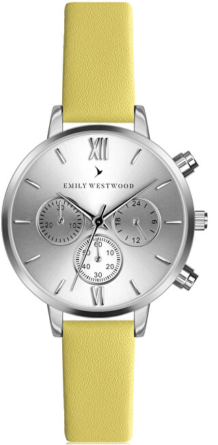 Emily Westwood Willie Yellow Leather ECP-5514S