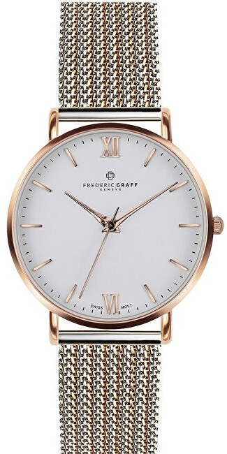 Frederic Graff Rose Dent Blanche 2 Tone Mesh FAG2720