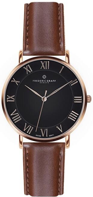 Frederic Graff Rose Dom Cognac Brown Leather FAE-B006R