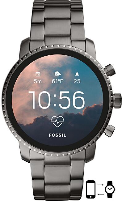 Fossil Smartwatch Explorist FTW4012