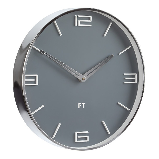Future Time Flat grey FT3010GY