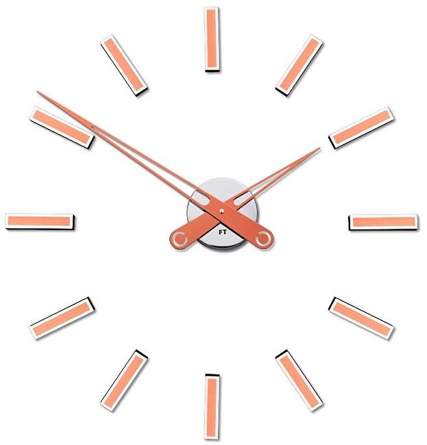 Future Time Nalepovací hodiny Modular Copper FT9600CO