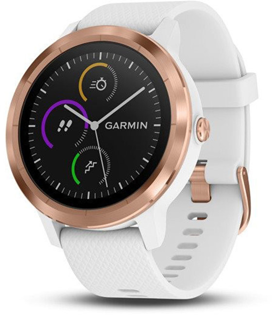 Garmin VívoActive3 Optic Rose Gold - SLEVA